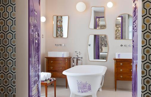 Hotel Crayon By Elegancia - Paris - Bathroom