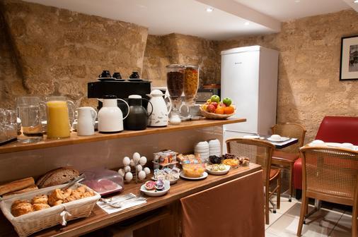 Hôtel Des Deux Avenues - Paris - Buffet