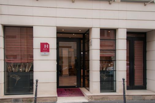 Hôtel Des Deux Avenues - Paris - Toà nhà