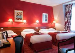Hôtel Des Deux Avenues - Paris - Phòng ngủ