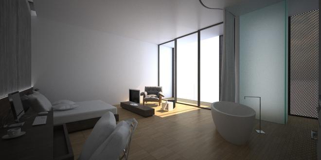 Casa Marques Santa Teresa - Rio de Janeiro - Makuuhuone