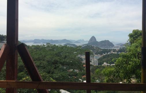 Casa Marques Santa Teresa - Rio de Janeiro - Outdoor view