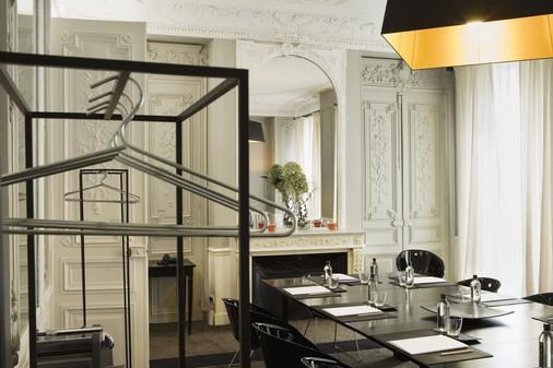 Hotel Le Jardin de Neuilly - Neuilly-sur-Seine - Meeting room