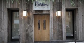 Hidden Hotel - París - Edificio