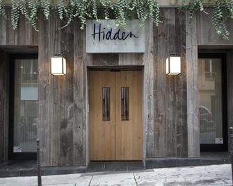 Hidden Hotel - Parijs - Gebouw
