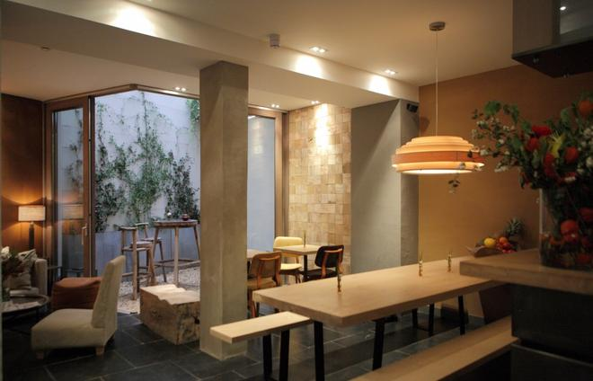 Hidden Hotel - Paris - Restaurant