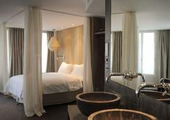 Hidden Hotel - Paris - Bedroom