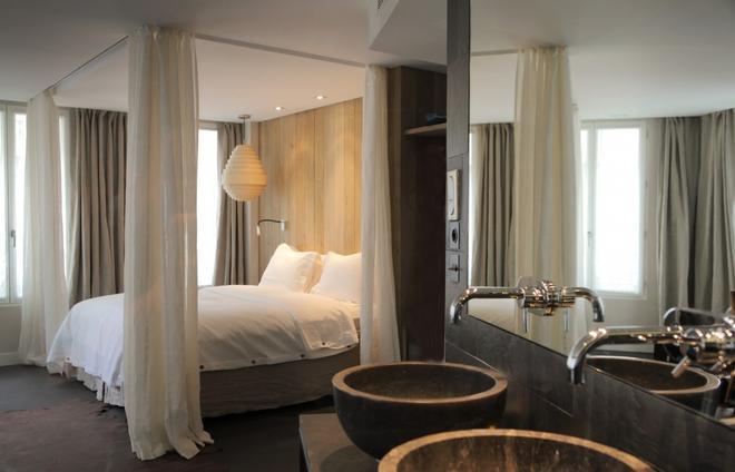 優雅喜登酒店 - 巴黎 - 巴黎 - 臥室