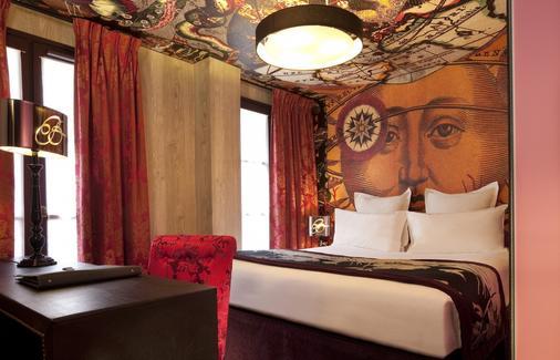 Hotel Le Bellechasse Saint Germain - Paris - Bedroom
