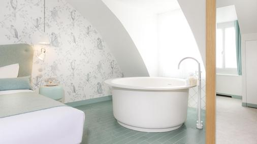 Le Lapin Blanc - Paris - Bathroom