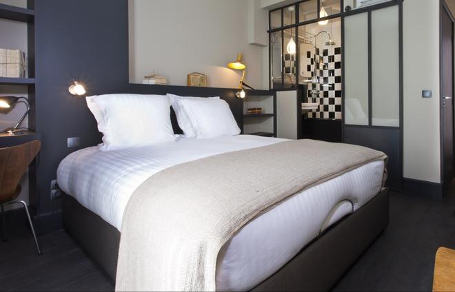 1er Etage Marais - Pariisi - Makuuhuone