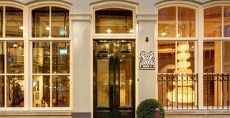 Hotel V Nesplein - Amsterdam - Toà nhà
