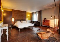 內斯普雷恩V飯店 - 阿姆斯特丹 - 臥室
