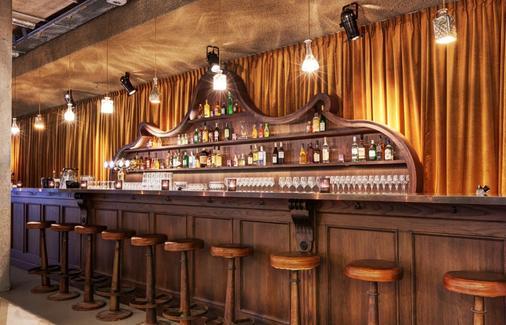 內斯普雷恩V飯店 - 阿姆斯特丹 - 酒吧