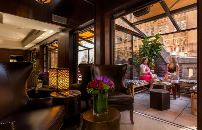 Library Hotel by Library Hotel Collection - New York - Lounge