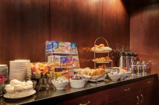 The Library Hotel By Library Hotel Collection - New York - Buffet