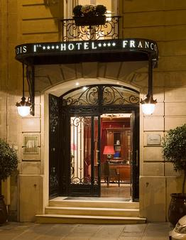 Francois 1er - Paris - Building