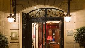 Hôtel Francois 1er - París - Edificio