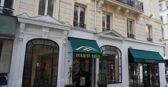 Hôtel Villa Lafayette Paris IX - Παρίσι - Κτίριο