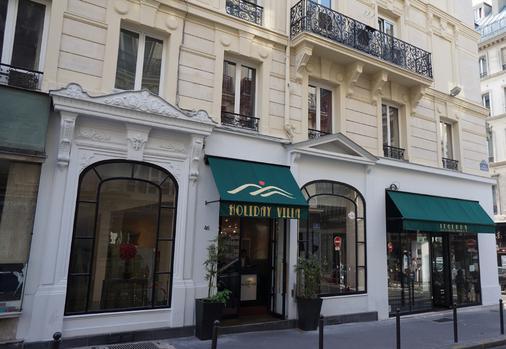 Hôtel Villa Lafayette Paris IX - Paris - Building