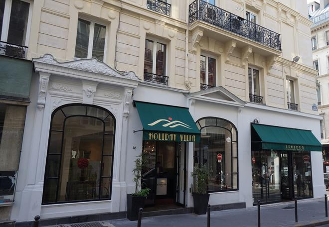 Villa Lafayette Paris IX - París - Edificio