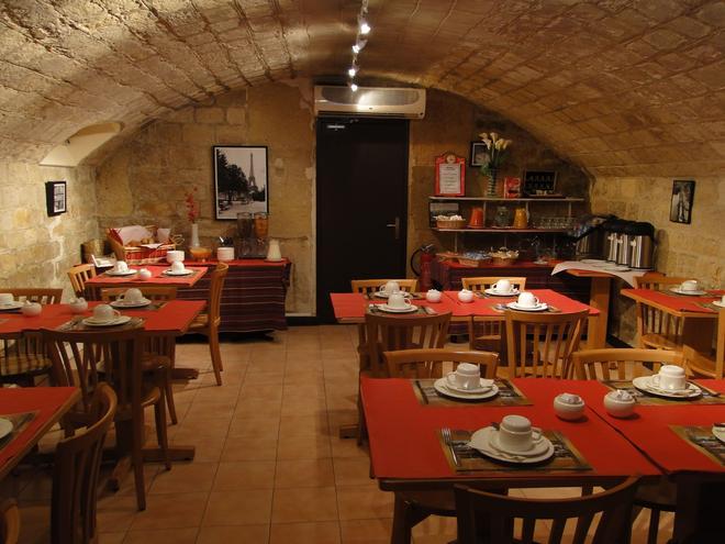 Villa Lafayette Paris IX - París - Restaurante