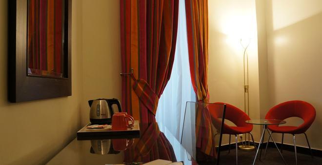 Villa Lafayette Paris IX - Paris - Bedroom