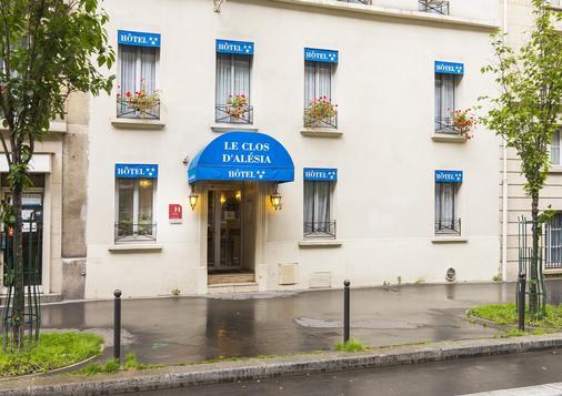 樂克洛斯阿雷西亞酒店 - 巴黎 - 巴黎 - 建築