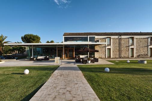 Hotel Villa Carlotta - Ragusa - Κτίριο
