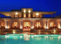 La Residence Mykonos Hotel Suites - Kalafati - Bâtiment