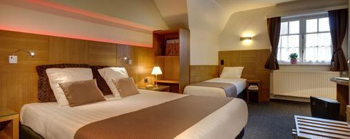Hotel Jacobs Brugge - Brugge - Makuuhuone