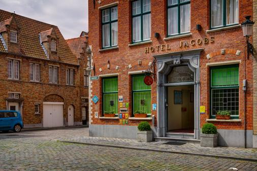 Hotel Jacobs Brugge - Brugge - Rakennus