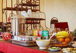 Hotel Jacobs Brugge - Brugge - Ravintola