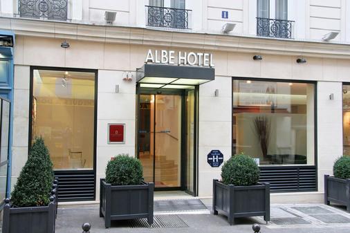 Albe Hôtel Saint-Michel - Pariisi - Rakennus