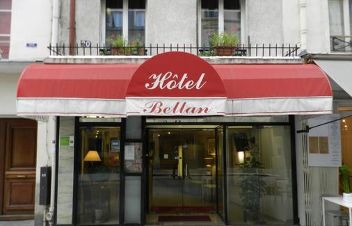 Hotel Bellan - Paris - Toà nhà