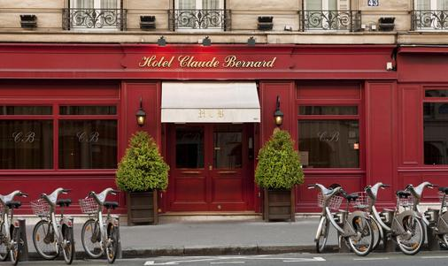 Hotel Claude Bernard Saint-Germain - Paris - Building