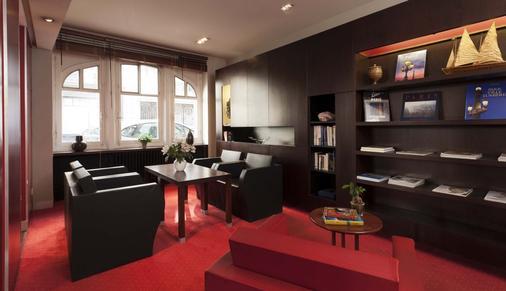 Hotel de l'Avenir - Paris - Hành lang