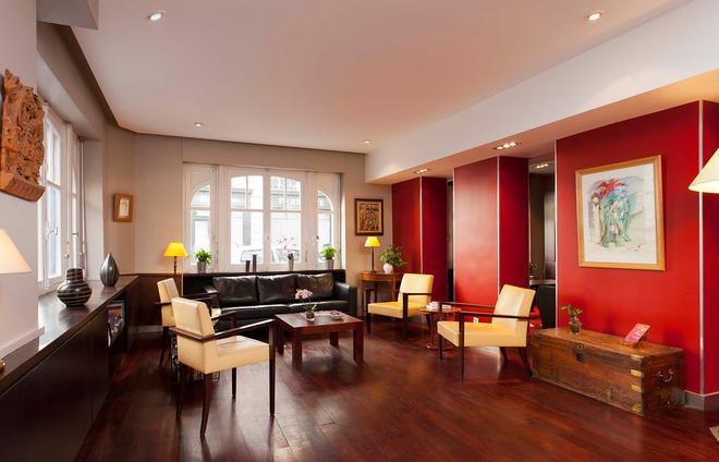 Hotel de l'Avenir - Paris - Lounge