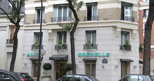 Hotel Alize Grenelle - Paris - Toà nhà
