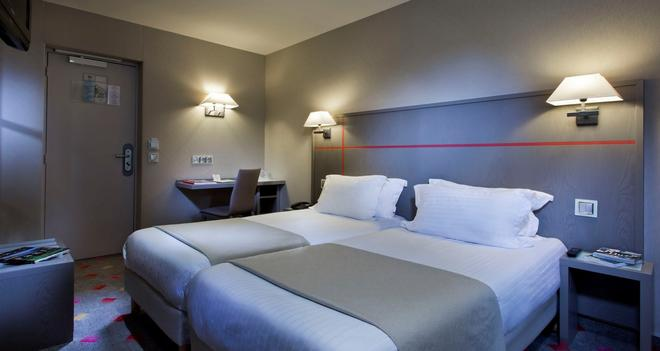 阿萊斯格勒內勒埃菲爾鐵塔酒店 - 巴黎 - 巴黎 - 臥室