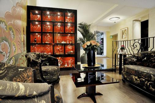 Hotel Des Champs Elysees - Paris - Lounge