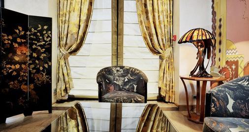 Hotel Des Champs Elysees - Paris - Phòng khách