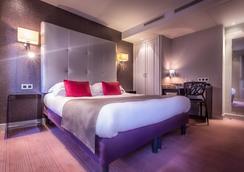 Hotel Opera Marigny - Paris - Phòng ngủ