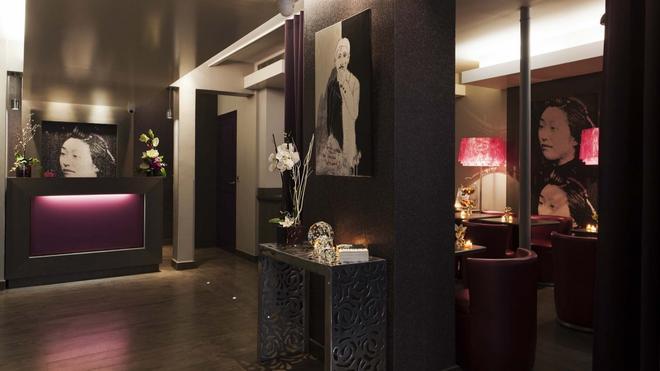 Hotel Opera Marigny - Paris - Hành lang