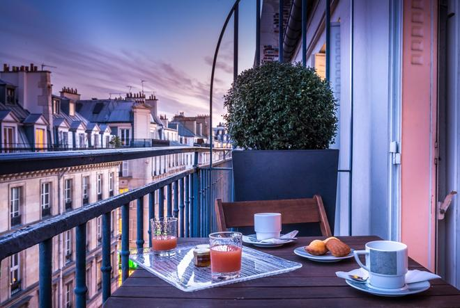 Hotel Opera Marigny - Paris - Ban công