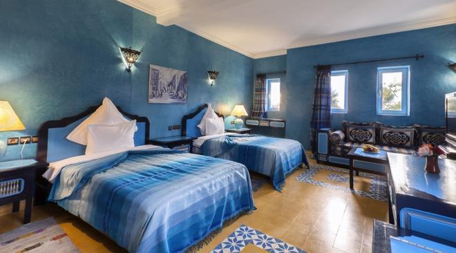Hotel Sultana Royal Golf - Ouarzazate - Habitación