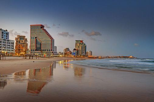 The Savoy Tel-Aviv, Sea Side - Tel Aviv - Beach