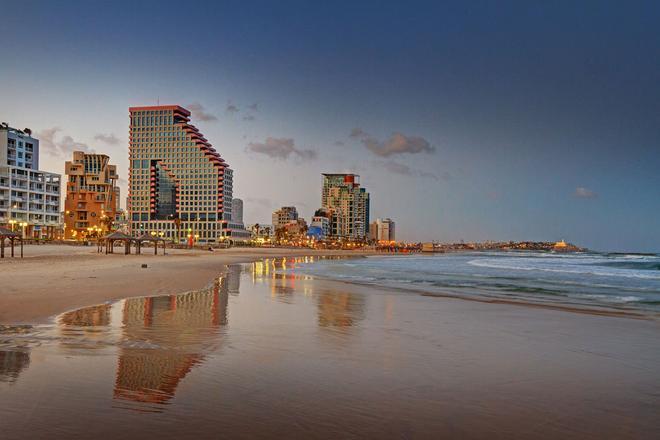The Savoy Tel-Aviv, Sea Side - Tel Aviv - Beach