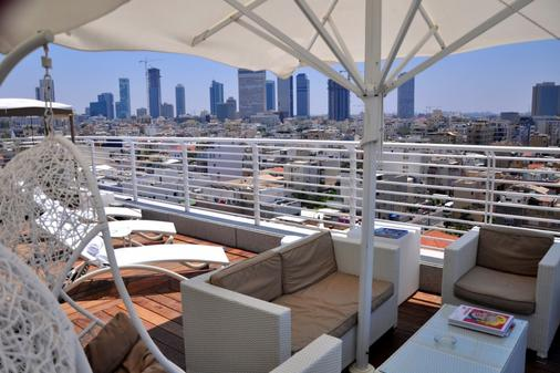 The Savoy Tel-Aviv, Sea Side - Tel Aviv - Balcony