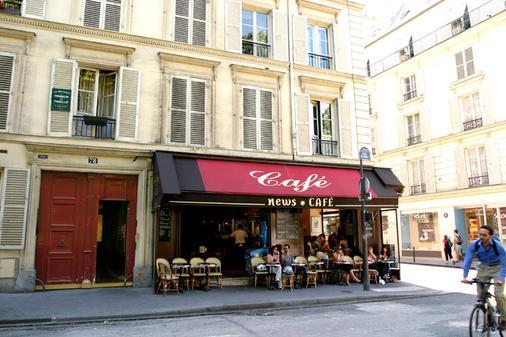 Pension Residence Du Palais - Pariisi - Rakennus